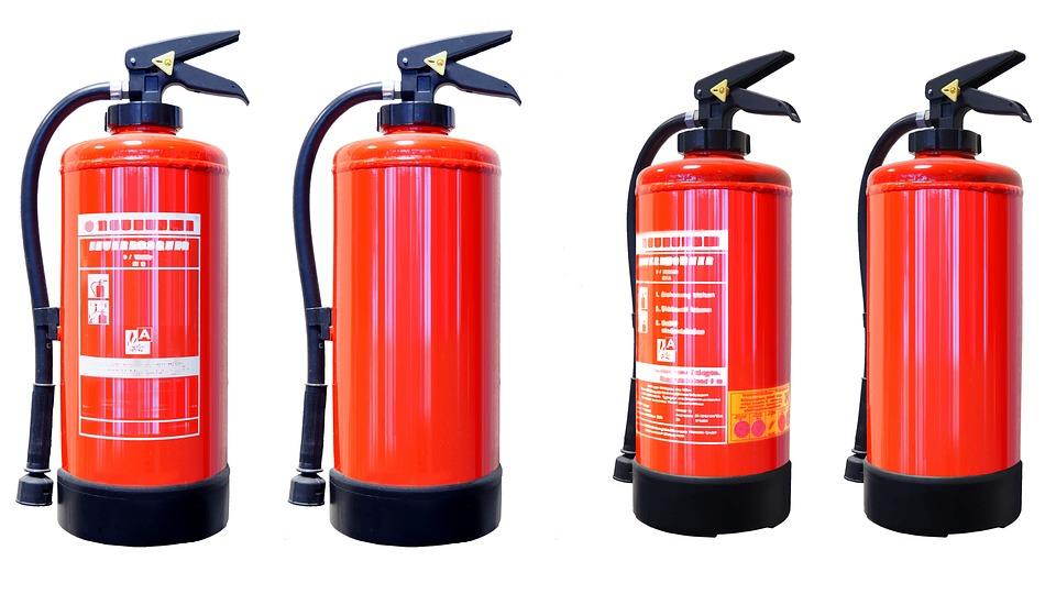 brandveiligheid magazijn